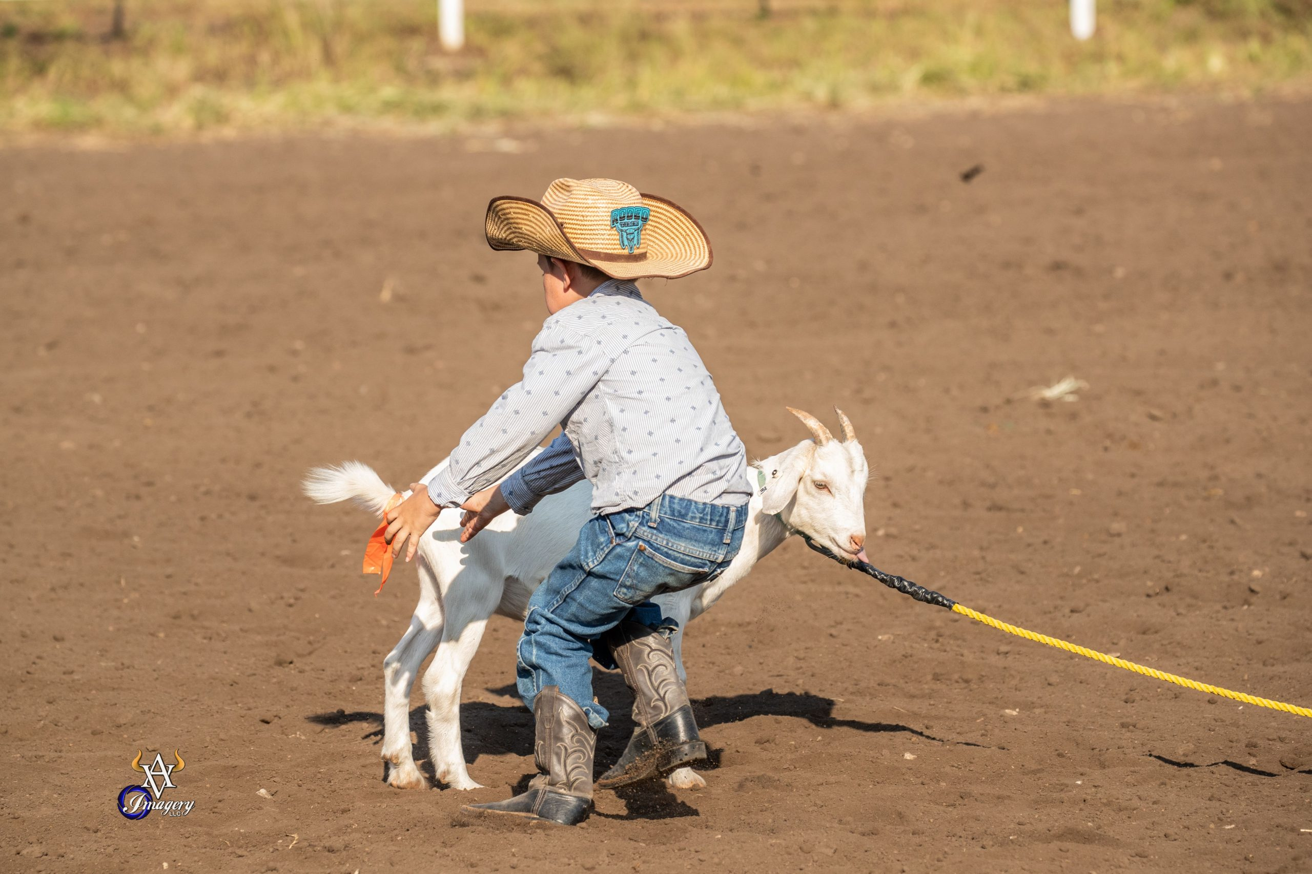 Goat Tail Untying Topeka 1